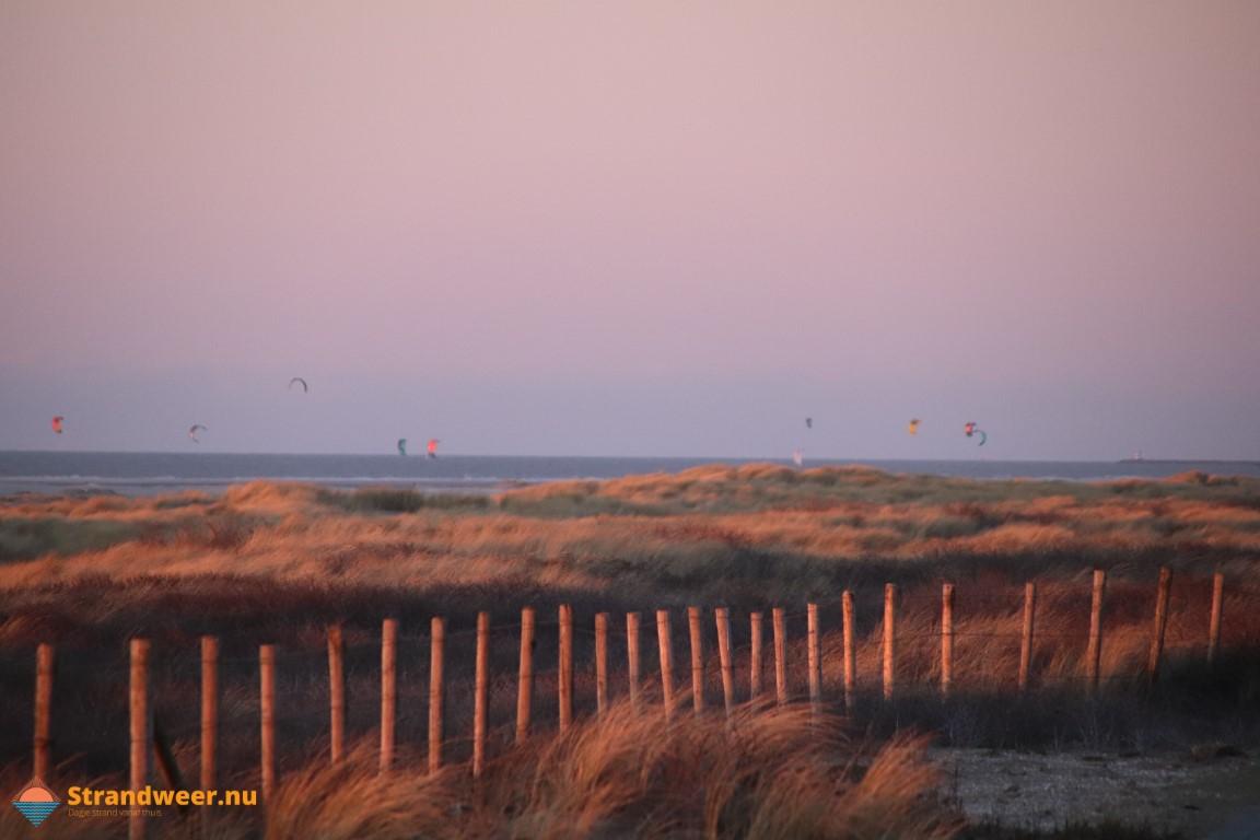 Het strandweer voor dinsdag 23 maart