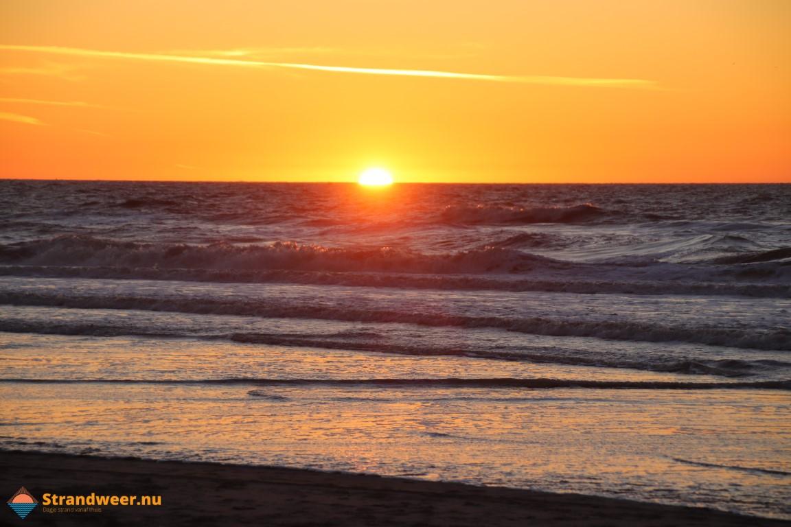 Het strandweer voor zaterdag 20 maart