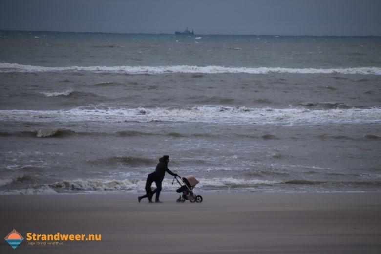 Het strandweer voor dinsdag 5 januari