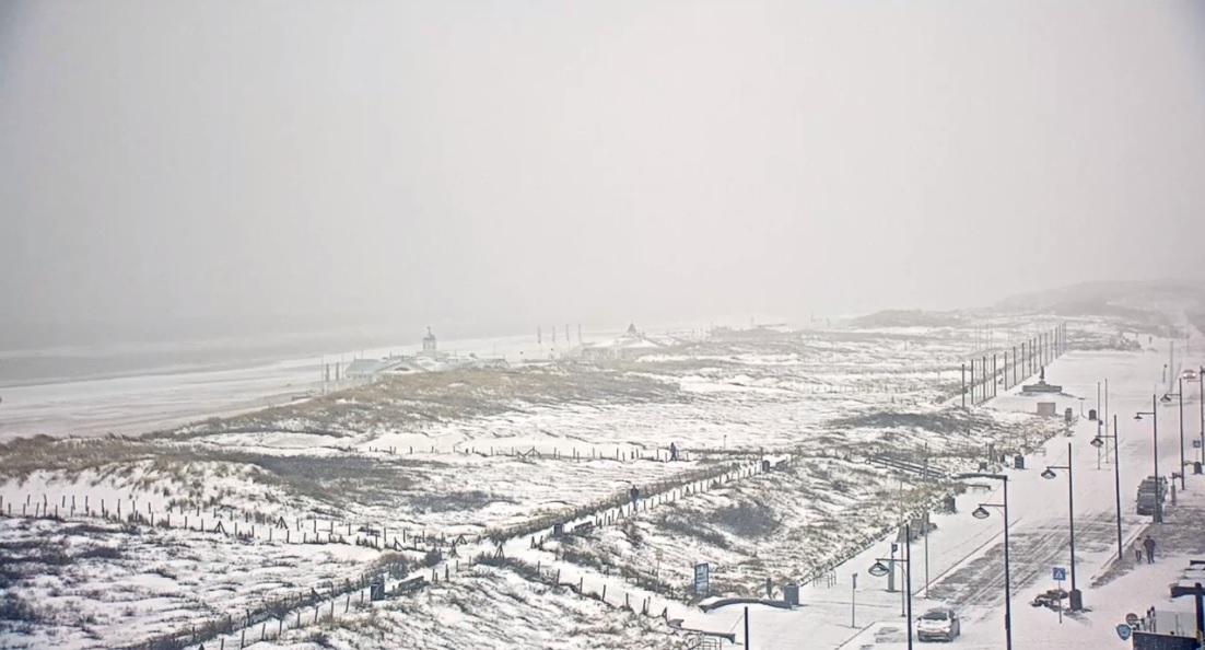 Het strandweer voor maandag 8 februari