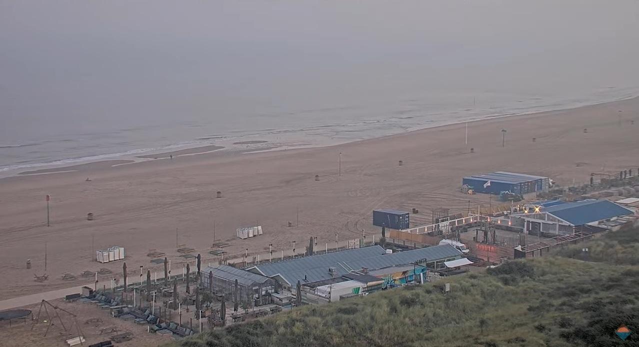 Het strandweer voor 2e weekend van oktober