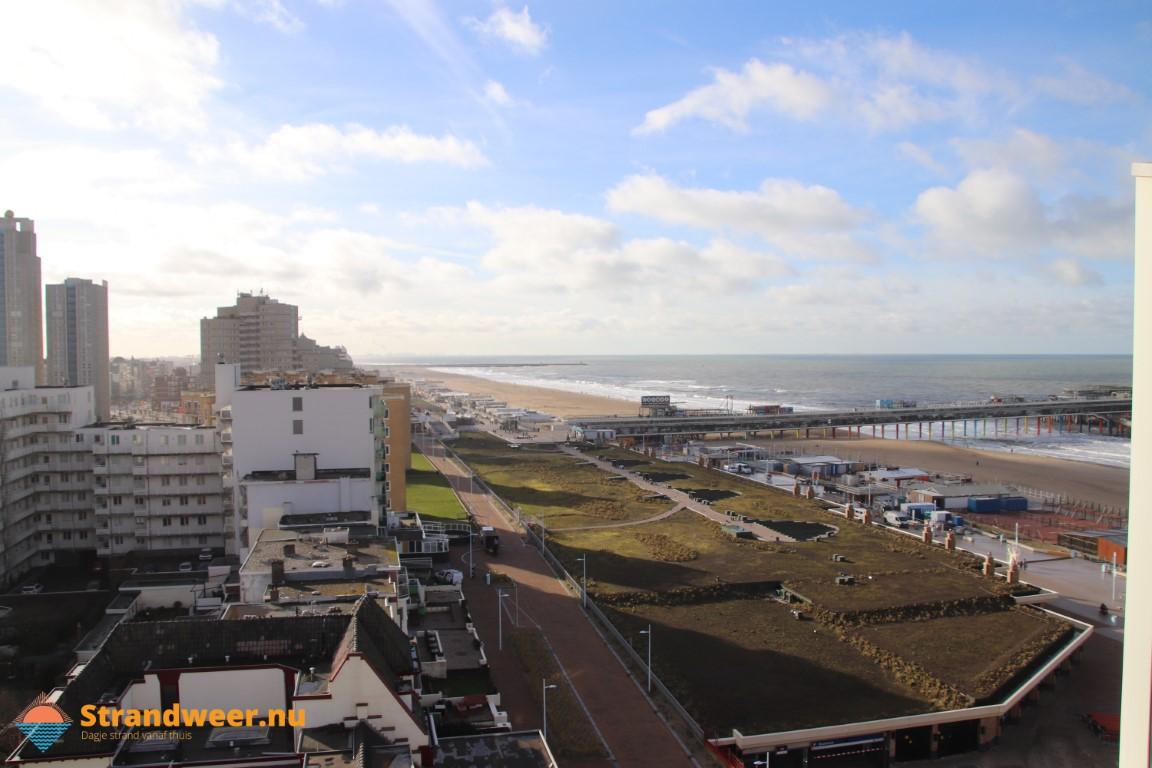 Tweede webcam voor Scheveningse kust