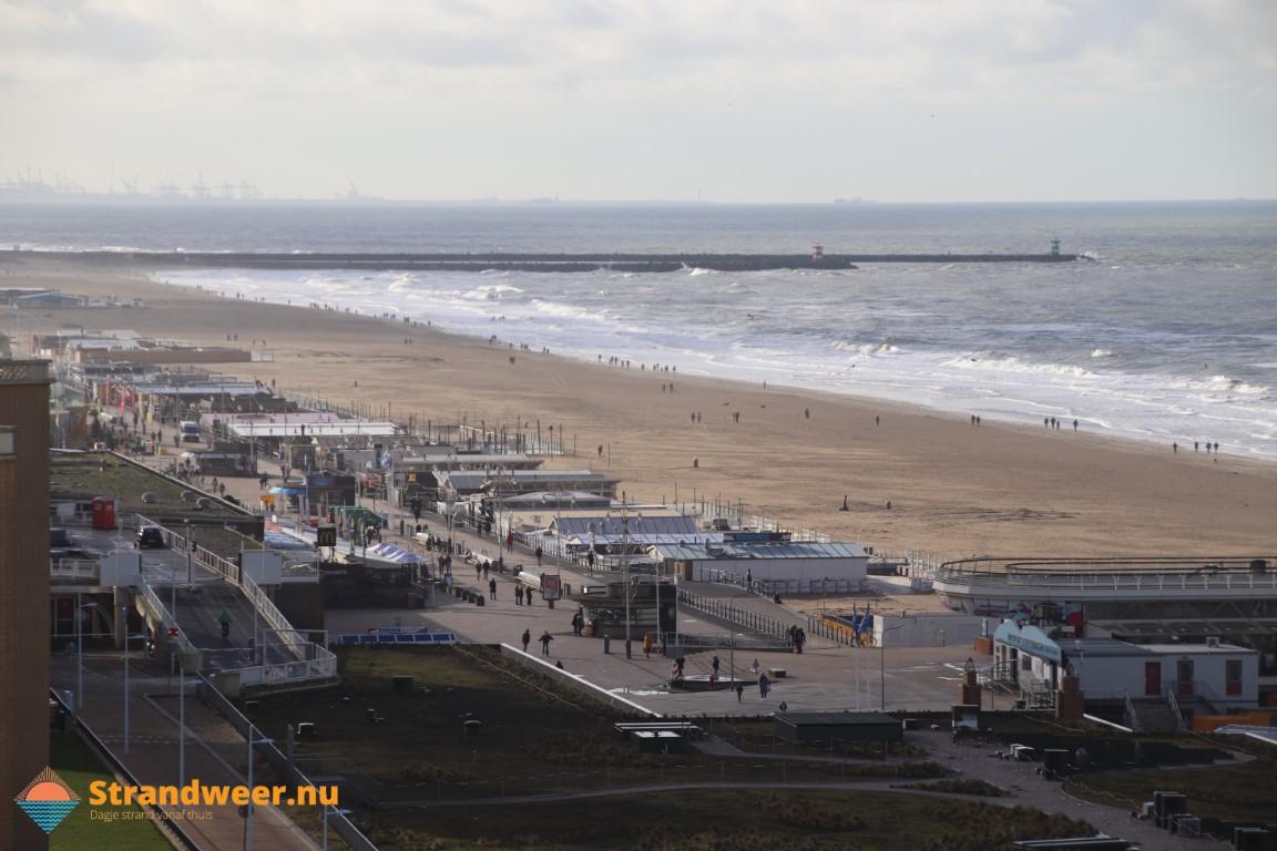 Het strandweer voor woensdag 3 februari