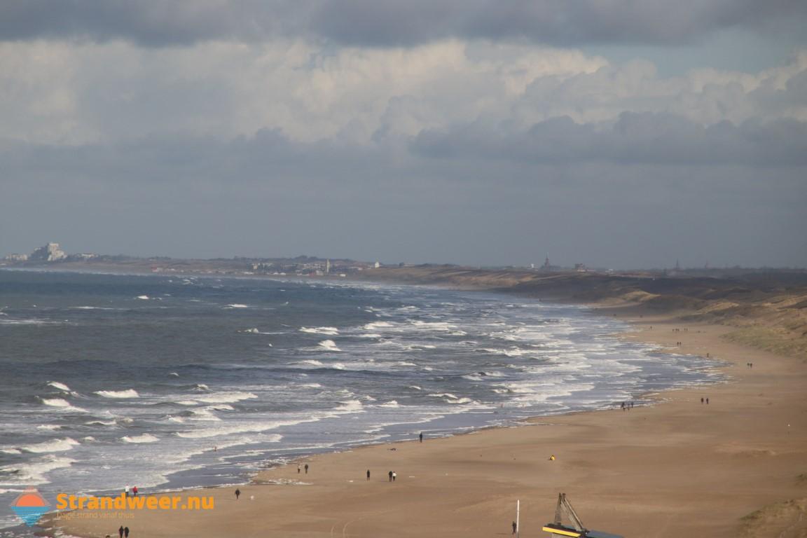 Het strandweer voor woensdag 27 januari