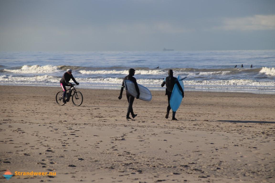 Het strandweer voor woensdag 17 maart