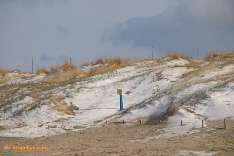 Het strandweer voor zaterdag 13 februari