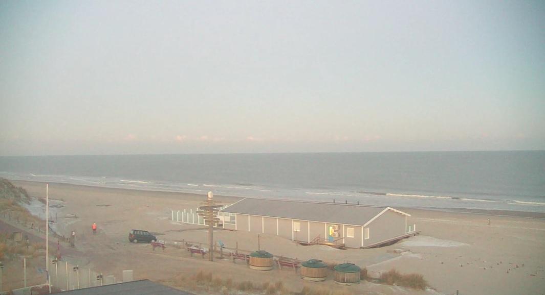 Het strandweer voor vrijdag 12 februari