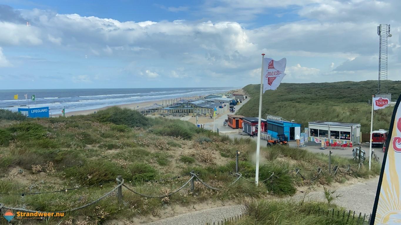 Nieuwe webcam Strandweer.nu op Wassenaarseslag