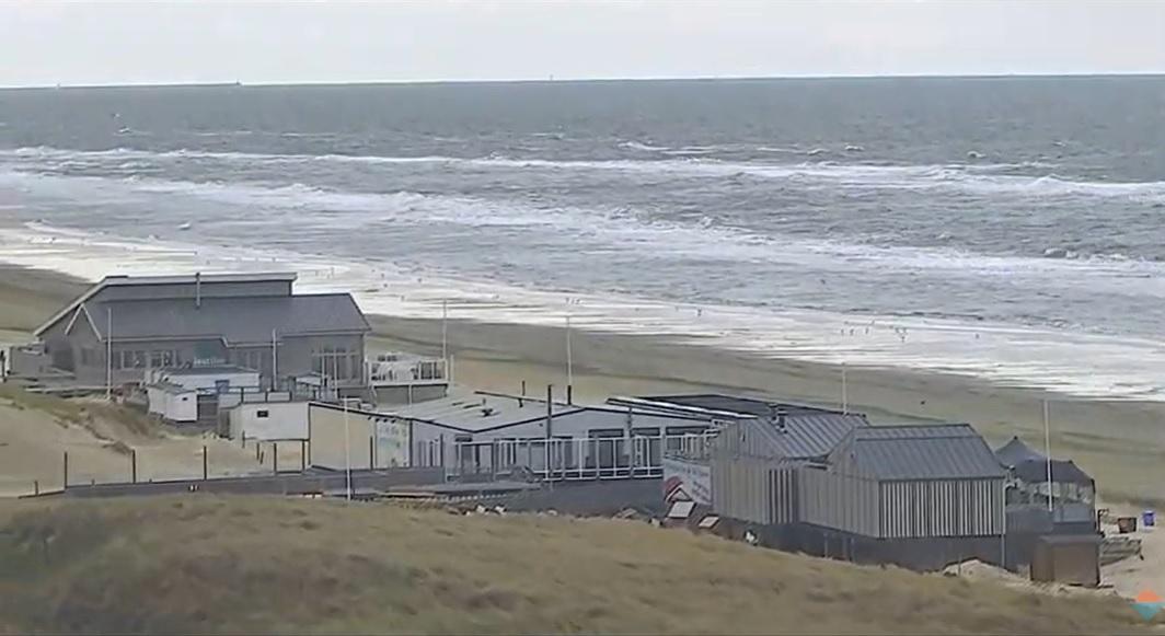 Het strandweer voor donderdag 8 april