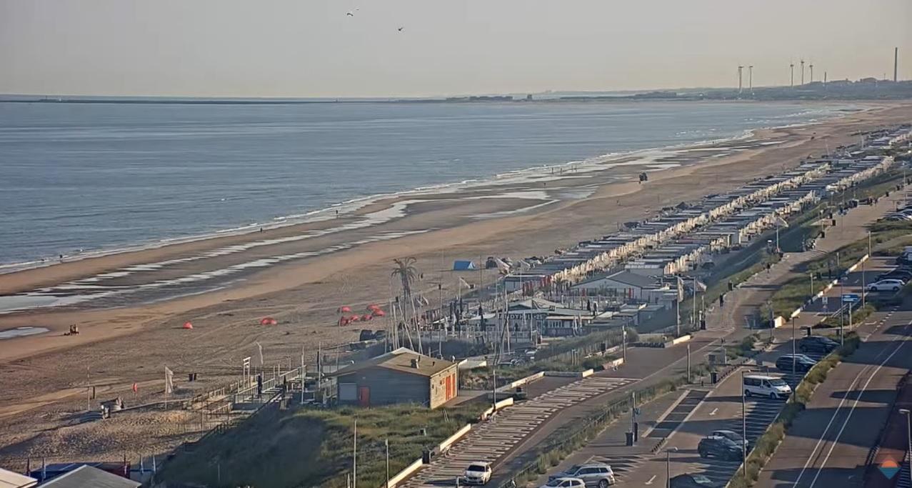 Het strandweer voor zondag 18 juli