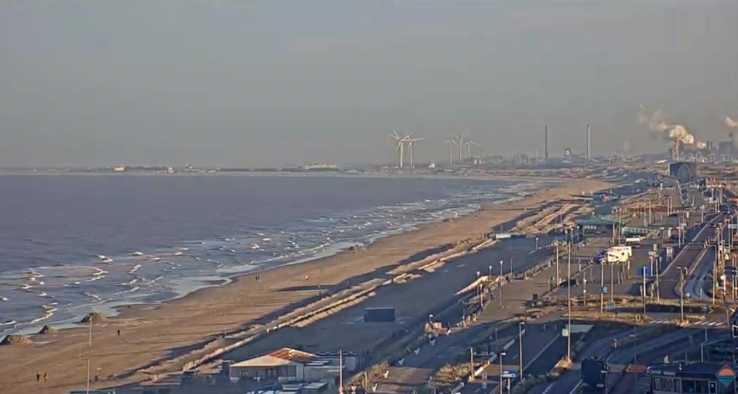 Gemeente Zandvoort verwacht drukte op het strand