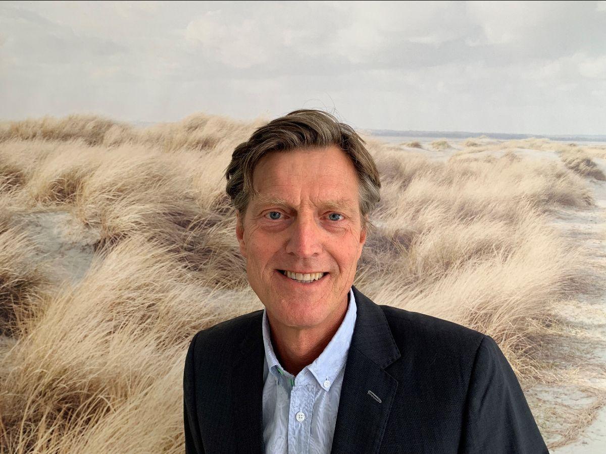 Albert Jaap van Santbrink nieuwe directeur Stichting De Noordzee