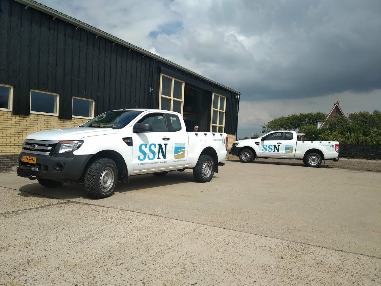 Samenwerking reddingsbrigade en SSN ondertekend