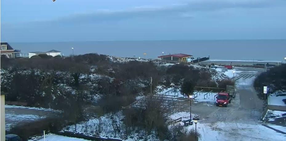 Het strandweer voor donderdag 11 februari