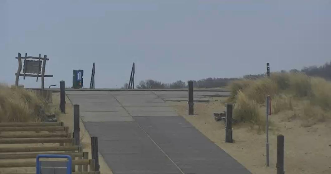 Het strandweer voor dinsdag 16 maart