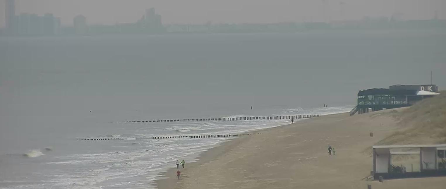 Het strandweer voor dinsdag 2 februari