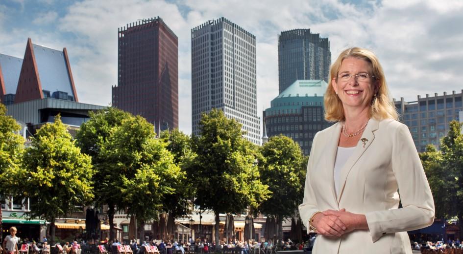Burgemeester Pauline Krikke opent WK Zeezeilen 2018