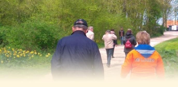 Wandeling voor mantelzorgers op Walcheren