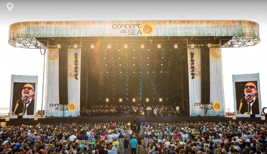 Concert at Sea 27-29 juni