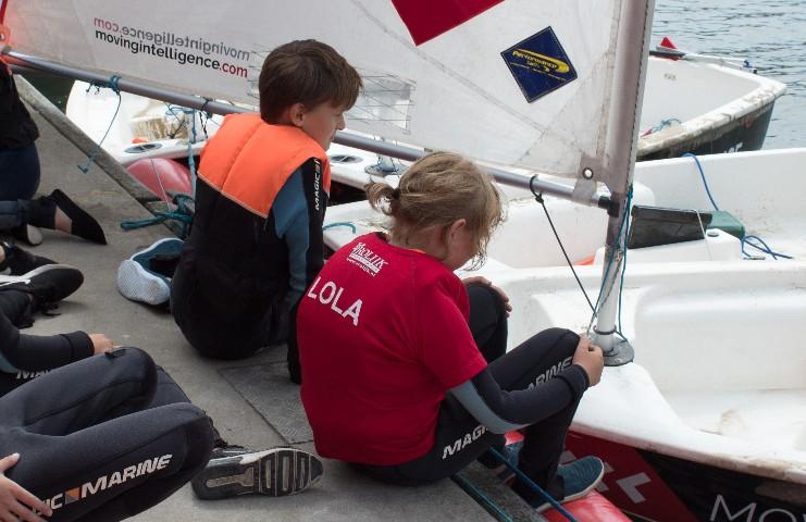Met de kids naar het WK Zeezeilen 2018