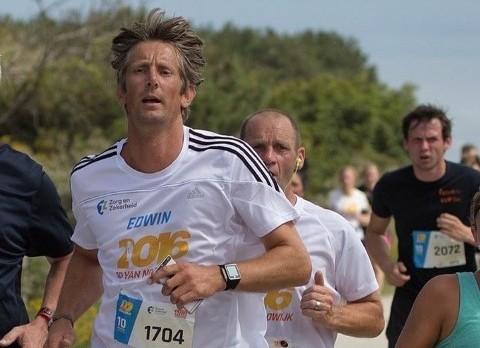 Hardloopwedstrijd de 10 van Noordwijk stevent af op record aantal deelnemers