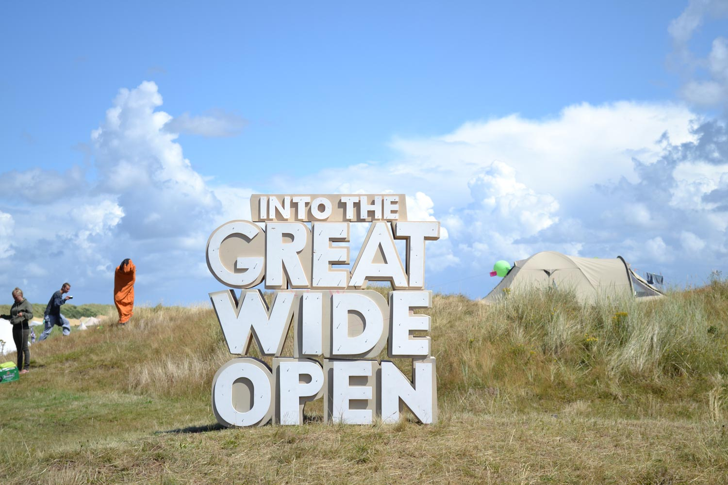 Into the great wide open 2019