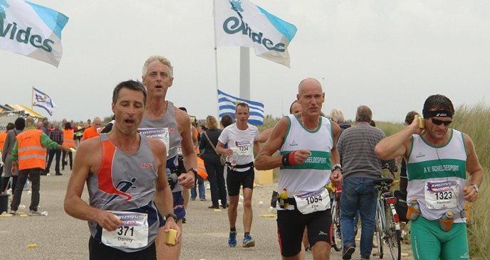 Dit weekend Kustmarathon Zeeland