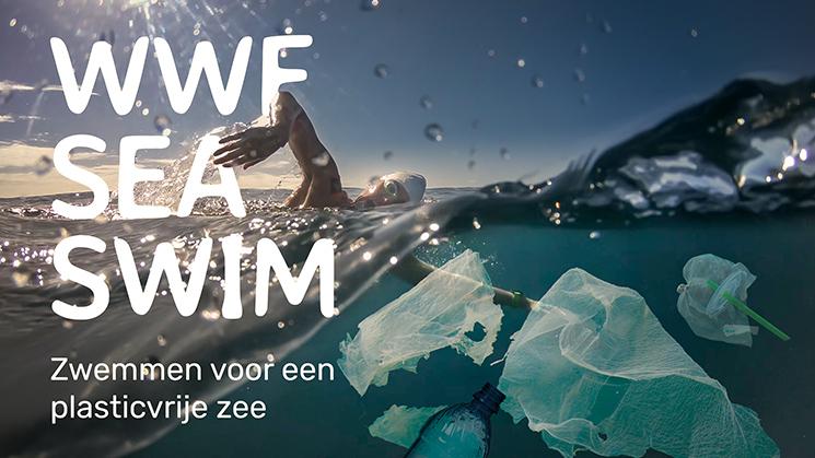 WWF-Sea Swim, zwemmen voor een plasticvrije zee