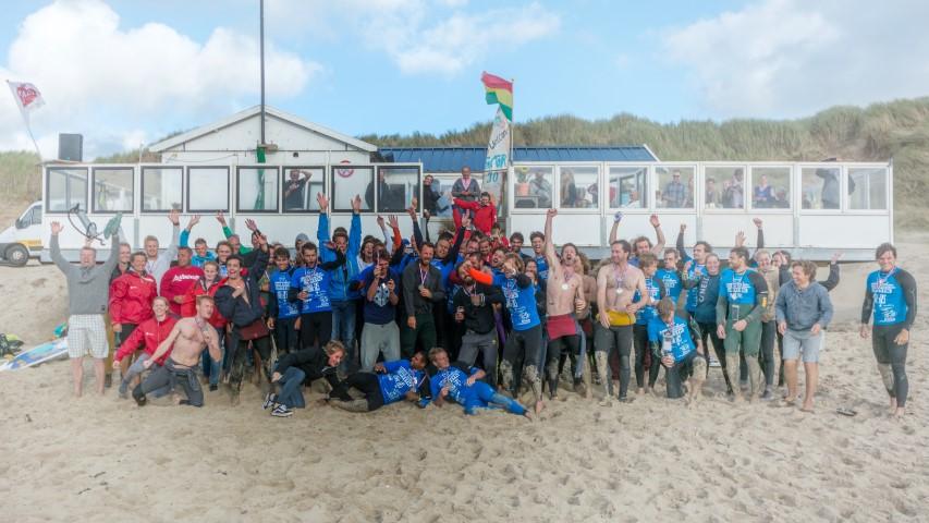 Datum kitesurfmarathon Hoek tot Helder bekend