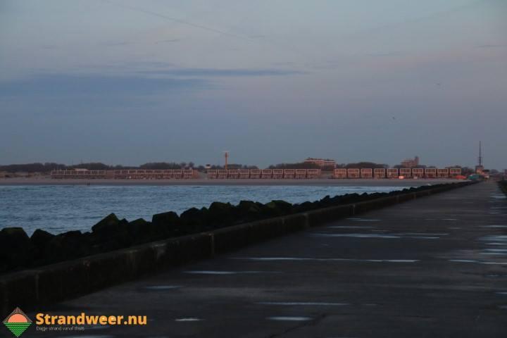Strandweer voor dinsdag 28 november