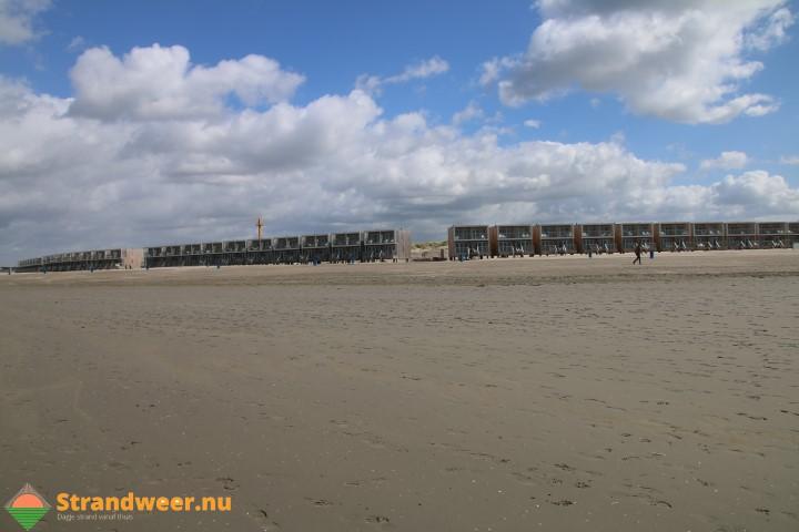 Strandweer voor woensdag 1 november