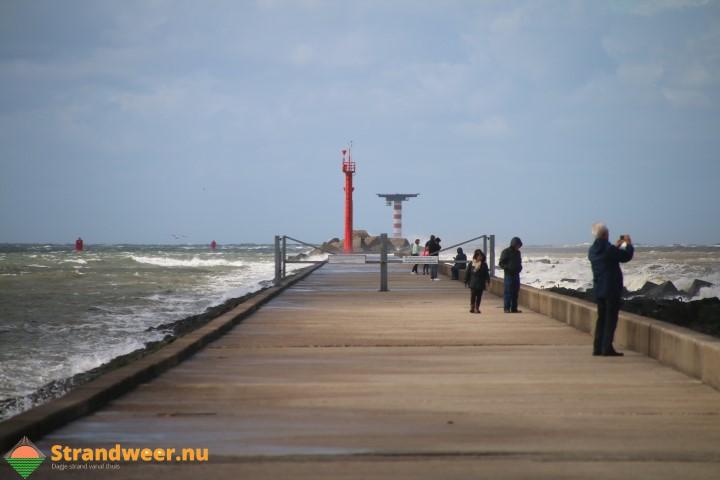 Strandweer voor zondag 22 oktober