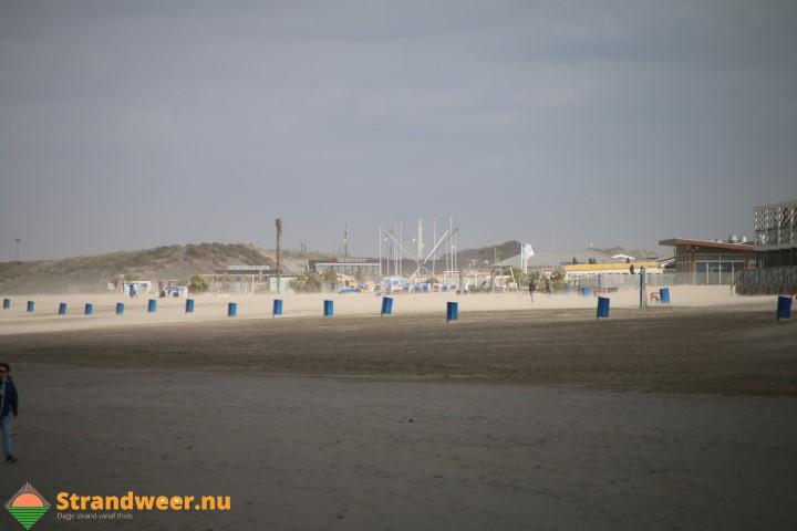 Strandweer verschuift deze week richting de lente