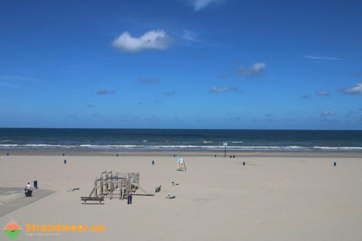 Strandweer voor zaterdag 9 september