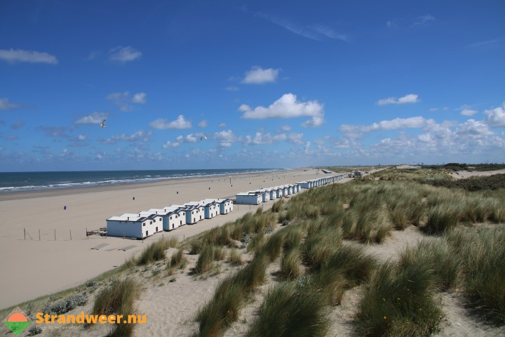 Het strandweer voor pinksterweekend 2018