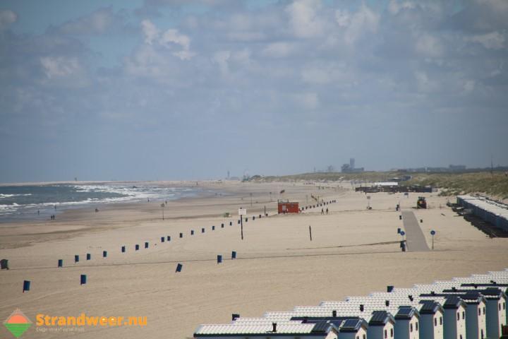 Strandweer verwachting voor dinsdag 27 juni