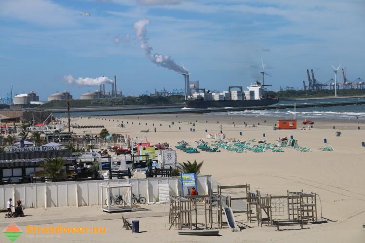 Stand van zaken webcams op Strandweer.nu