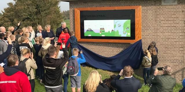 Woudagemaal breidt expositie uit met Afsluitdijk