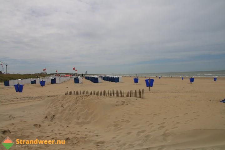 Strandweer voor zondag 1 oktober