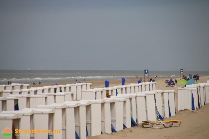 Strandweer voor zaterdag 15 juli