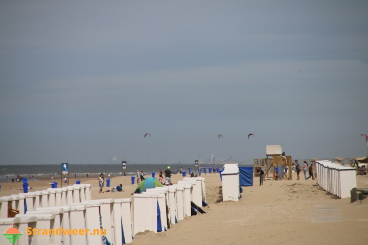 Strandweer voor donderdag 3 augustus