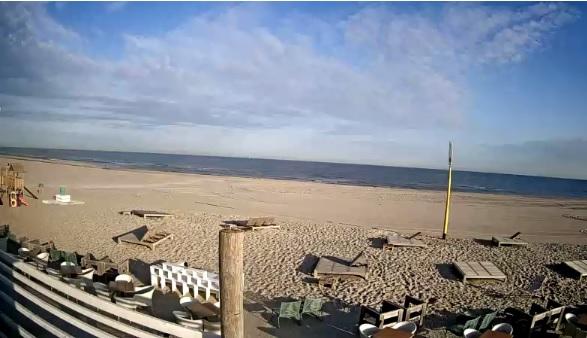 Strandweer voor zaterdag 22 juli