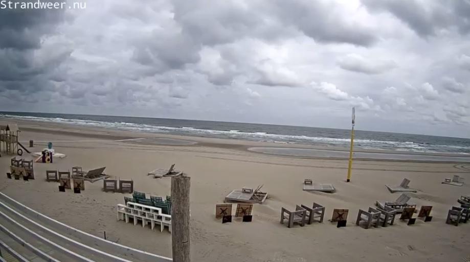 Strandweer voor donderdag 26 oktober