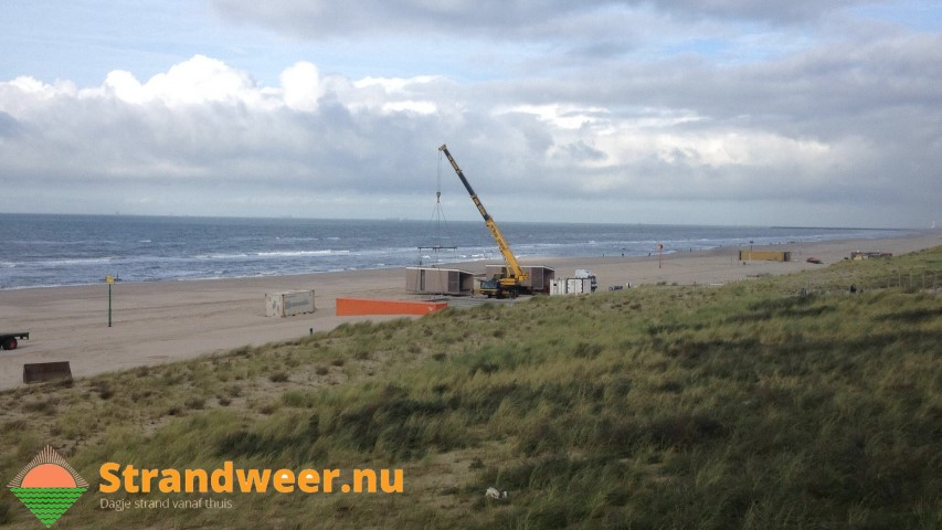 Strandweer voor zaterdag 28 oktober