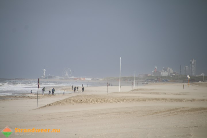 Weekend strandweer voor 23-24 december
