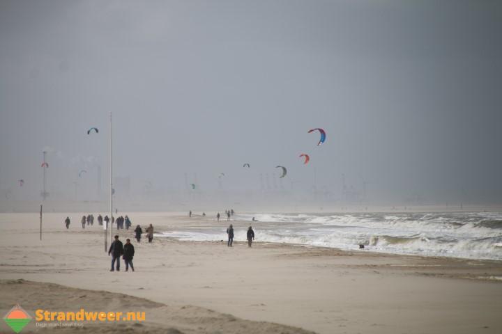 Strandweer voor dinsdag 3 oktober