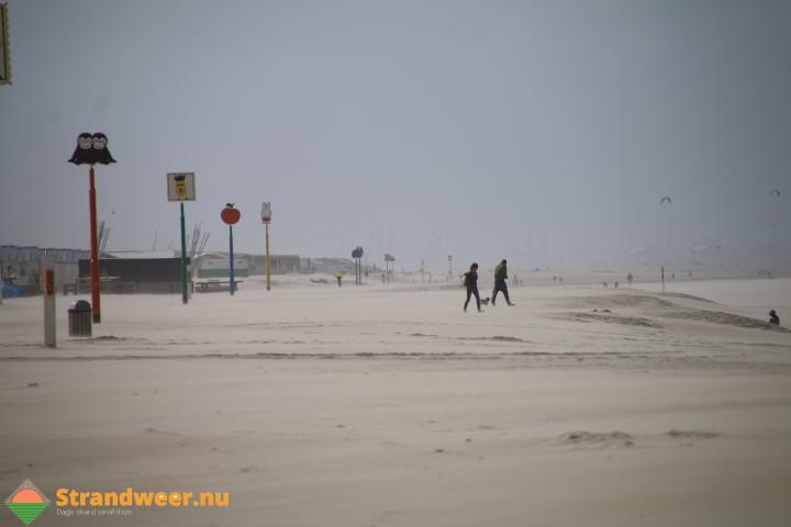 Strandweer voor woensdag 20 december