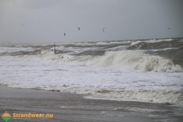 Strandweer voor dinsdag 21 november