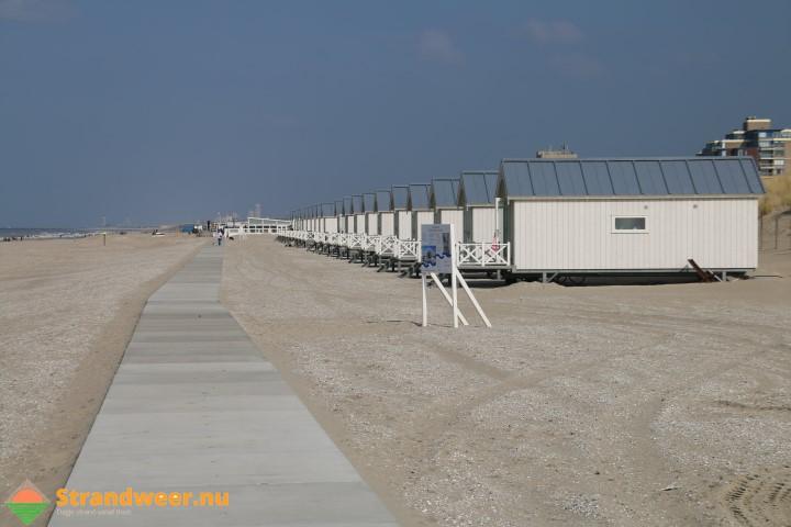 Strandweer voor donderdag 27 juli