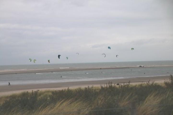 Strandweer voor dinsdag 14 november